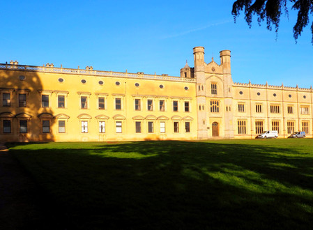 Save the Date! Celebratory Exhibition at Ashton Court Mansion
