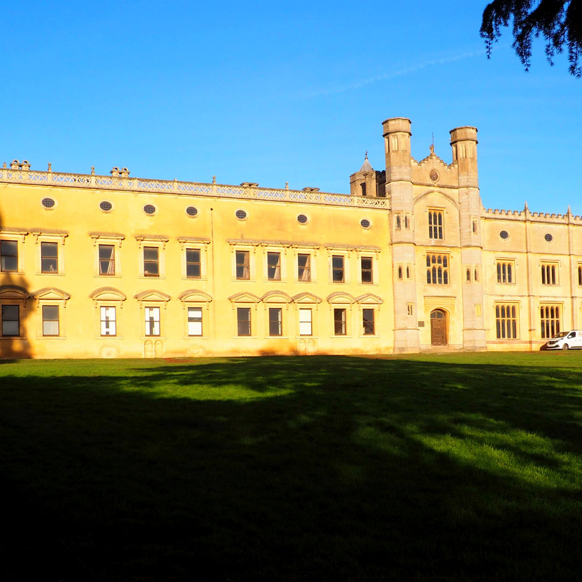 Amy Hutchings - Ashton Court Mansion