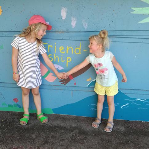 Amy Hutchings - Friendship 1