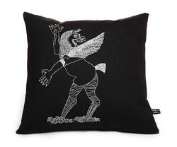 growl black cushion