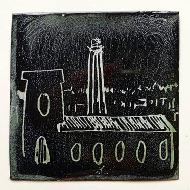 Amy Hutchings - Underfall Yard