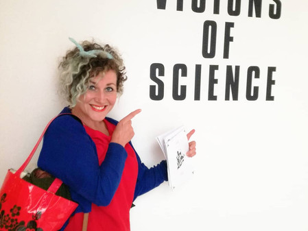 Visions of Science Private view