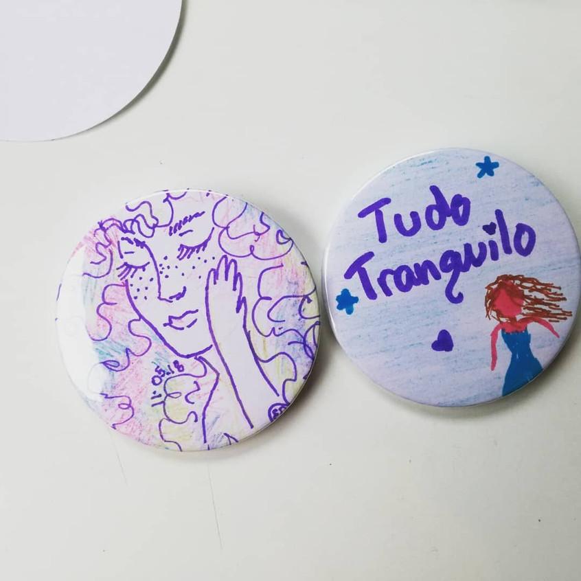 Amy Hutchings - Community badge make 2