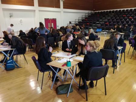 Successful Secondary school session
