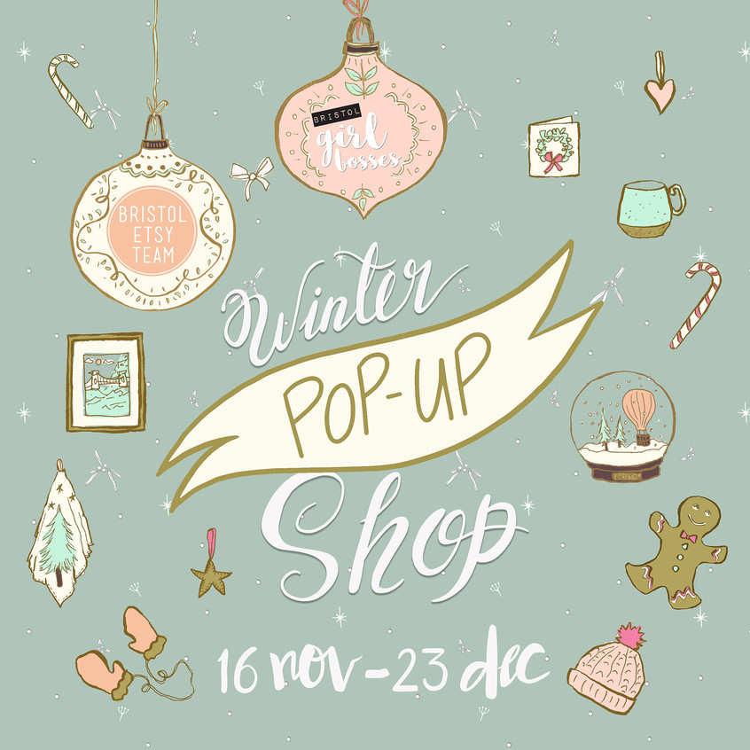 Amy Hutchings - Winter Pop-Up Shop