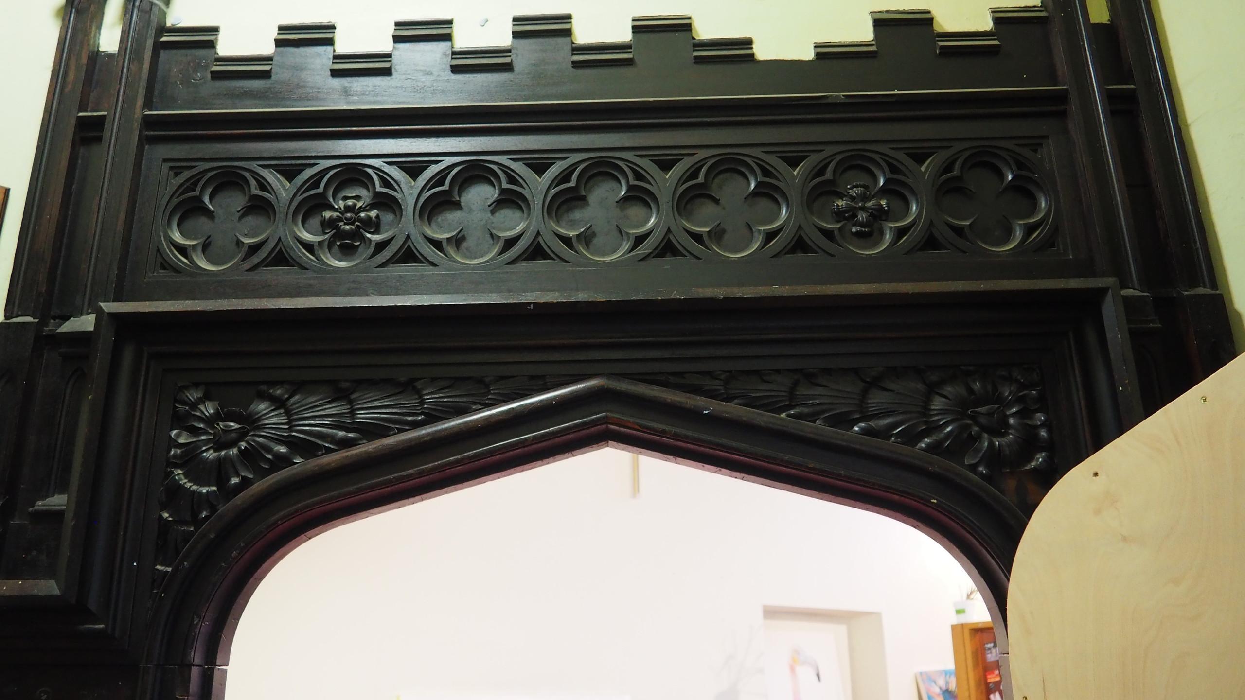 Amy Hutchings - Ornate Doorframe