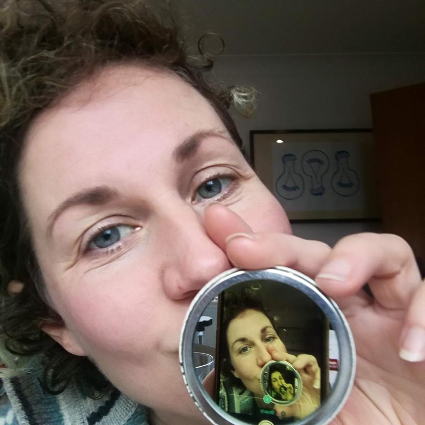 Amy Hutchings - Reflection OK?