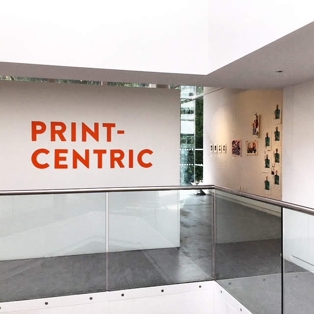 Amy Hutchings - Print-Centric 2018