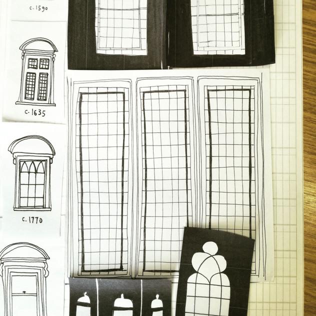 Amy Hutchings - Windows