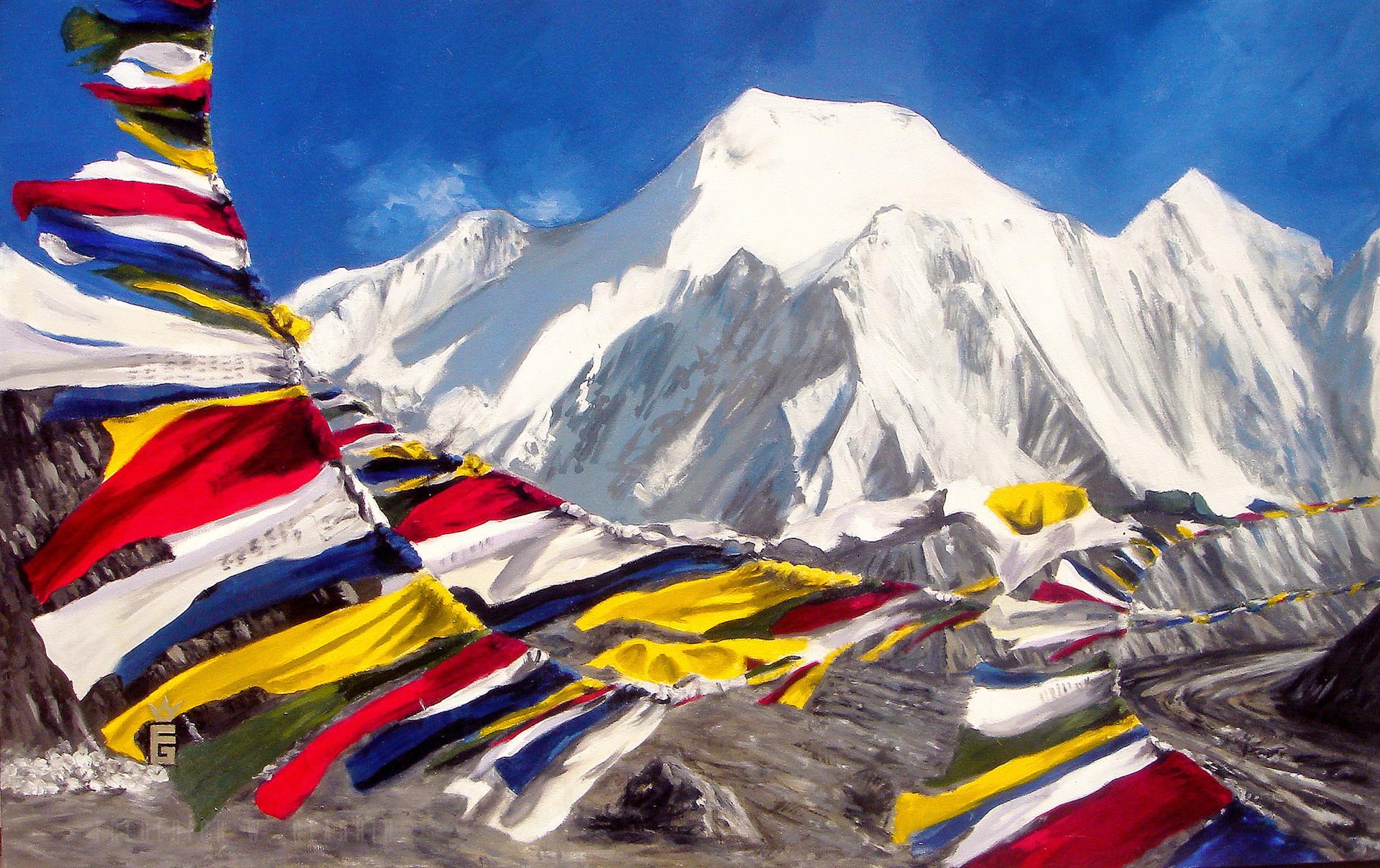 Tibetian Prayer Flags