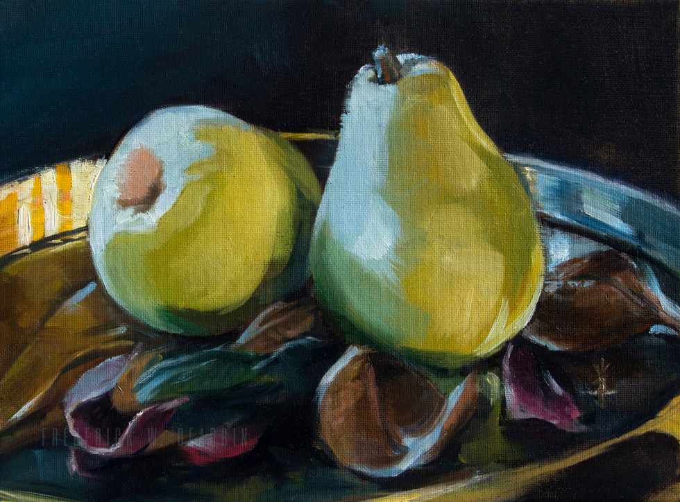 Morning Pears