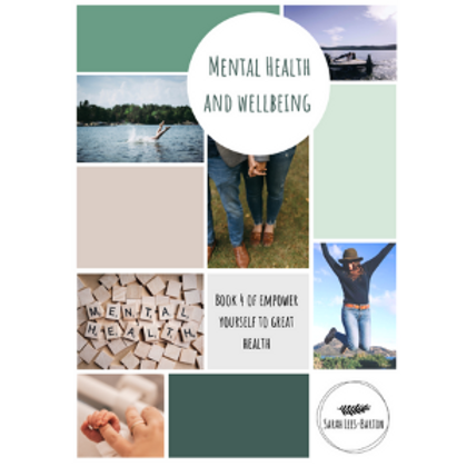 Mental Wellbeing E-book