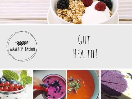 Let's talk gut health
