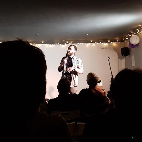 The Hoard, Brighton Fringe, May 2018