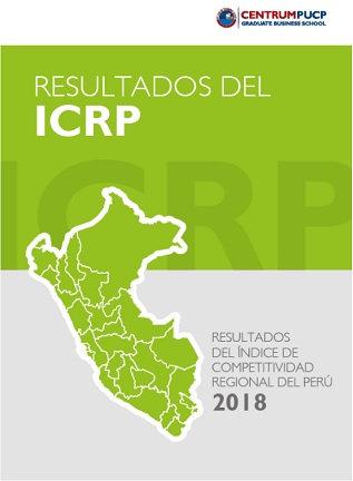 Folleto del Indice de Competitividad Regional del Perú 2018