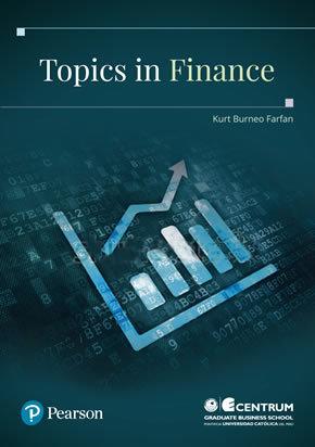 Topics in Finance