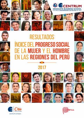 Índice del Desarrollo Social de la Mujer y el Hombre en las Regiones del Perú...