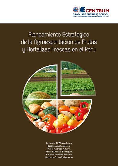 Planeamiento Estratégico de la Agroexportación...