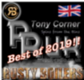 Best of 2019 of Tony Corner's spins of the Bins