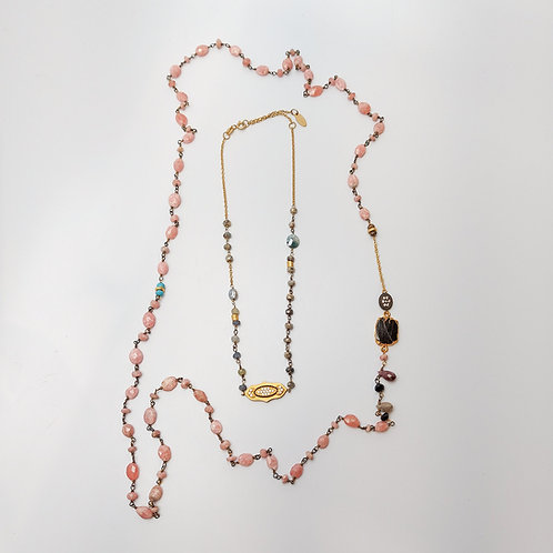 Layered Necklaces Set