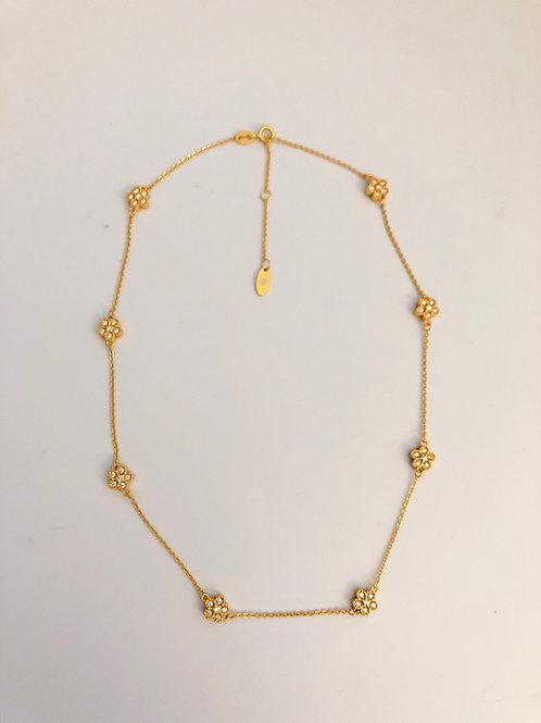 Vermeil Necklace
