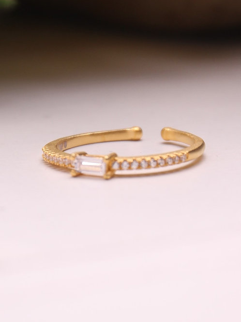 Vermeil Ring