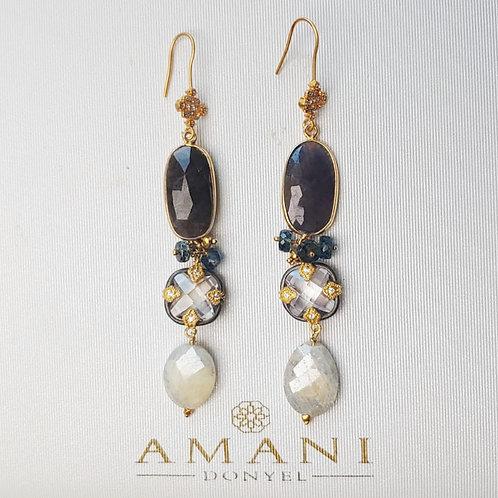 Extravagant Handmade Earring