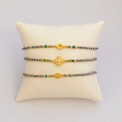 Handmade Stretch Bracelet Set