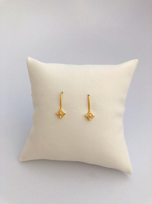 Dainty Hook Earrings