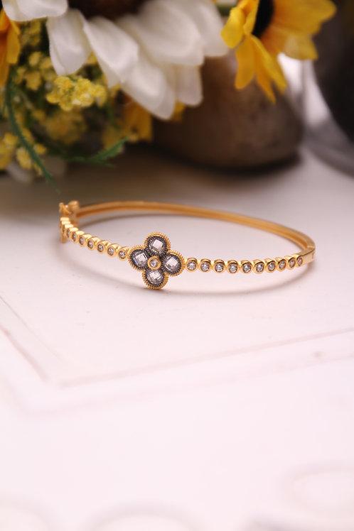 Clover Vermeil Bracelet