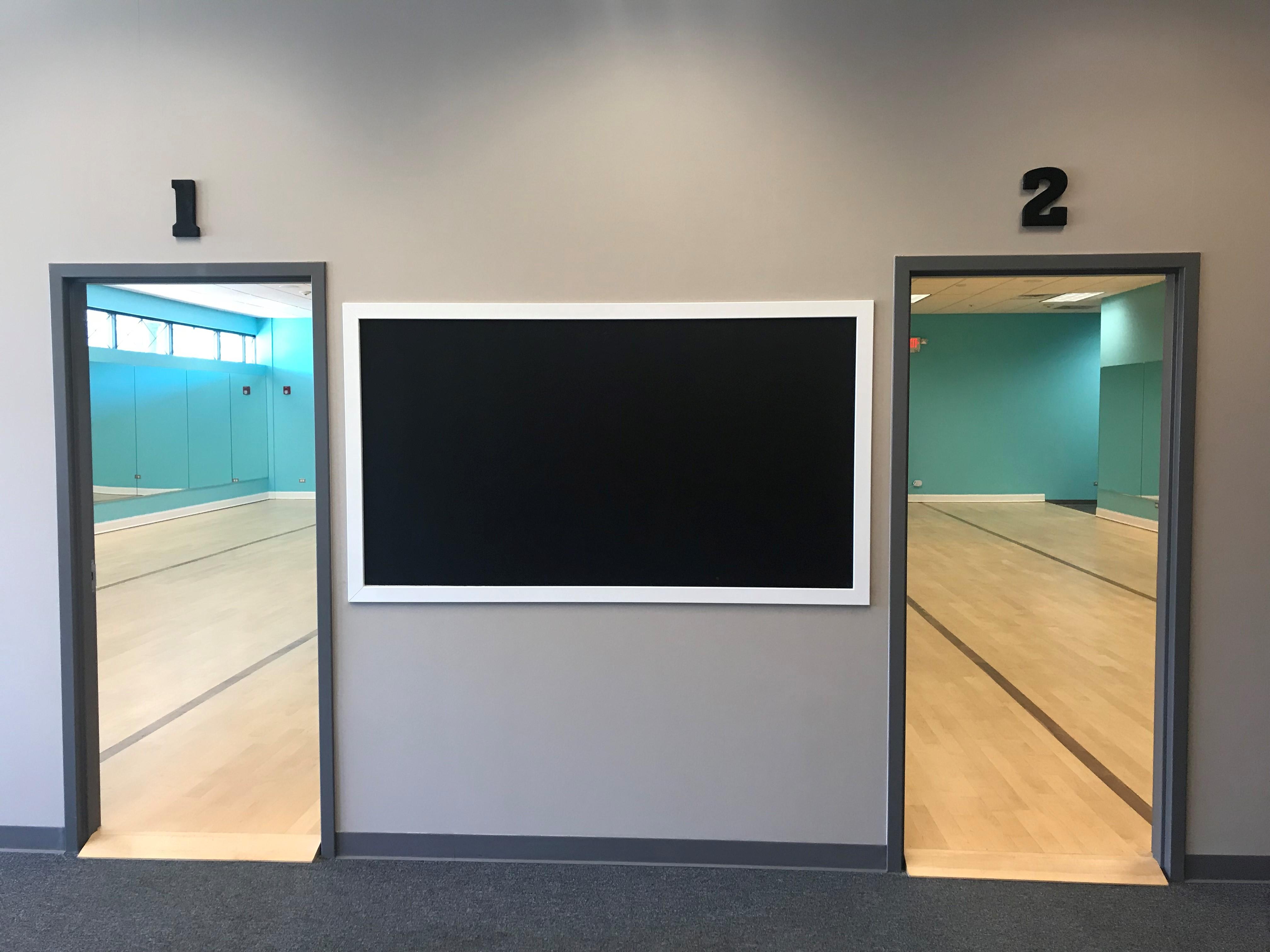Studio 1 & 2