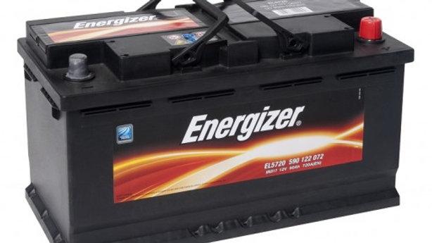Startbatteri ENERGIZER 12V 83AH 720CCA