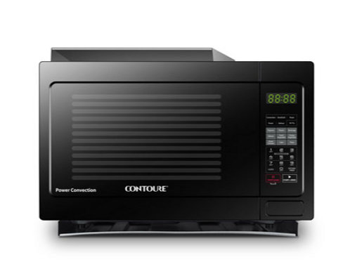1.1 cu.ft Convection Microwave Oven - Black Onyx