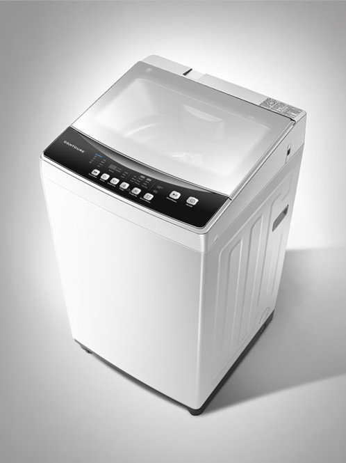 Compact and Portable Washer, White