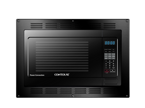 BUILT-IN 1.1 cu.ft Convection Microwave Oven Featuring Smart Air Fry