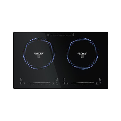 NEW, 2-Burner Induction Cooktop, Built-In