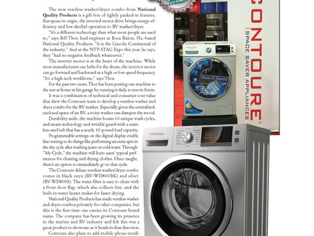 Ventless Washer/Dryer Combo, Best of Show 2018