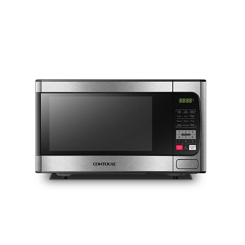 1.0 cu.ft Mid-Size Built-In, Microwave Oven, Stainless Steel