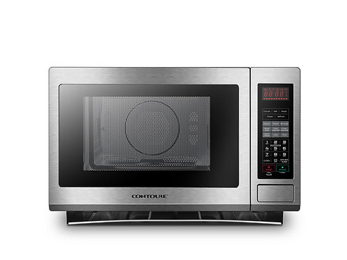 1.1 cu.ft Convection Microwave Oven - Stainless Steel