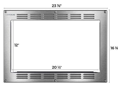 Trim Kit / Bezel for Model RV-190S-CON