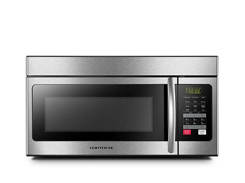 1.6 cu.ft Convection Over-the-Range Microwave Oven - Stainless Steel