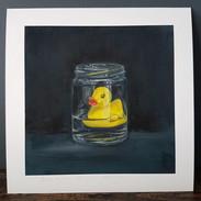 Duck in Jar