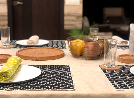 8 Reasons why Cork Serveware is ideal for any Table Setting