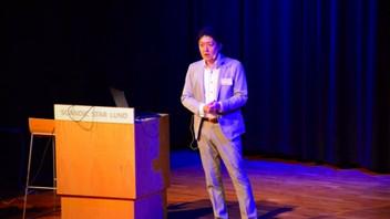【学会発表/Conference】 Nanowire Week 2017 (ルンド、スウェーデン)にて、冨岡准教授が一般講演発表を行ないました。