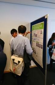 【学会発表/Conference】 Compound Semiconductor Week 2017 (CSW 2017, ベルリン)にて、冨岡准教授が一般講演、山本侑也君(M1)がポスター講演発表を