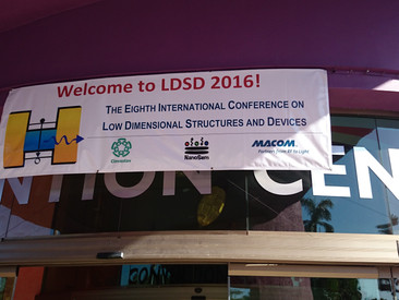 【招待講演/ Invited talk】 冨岡准教授が LDSD2016 (カンクン、メキシコ)で招待講演を行いました。