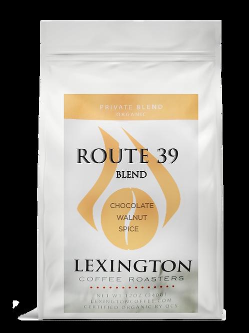 Lexington, Route 39 Blend, 12oz
