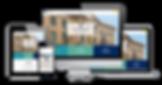 proessional web design, bluefield arts center, onpath graphics web design services, website design