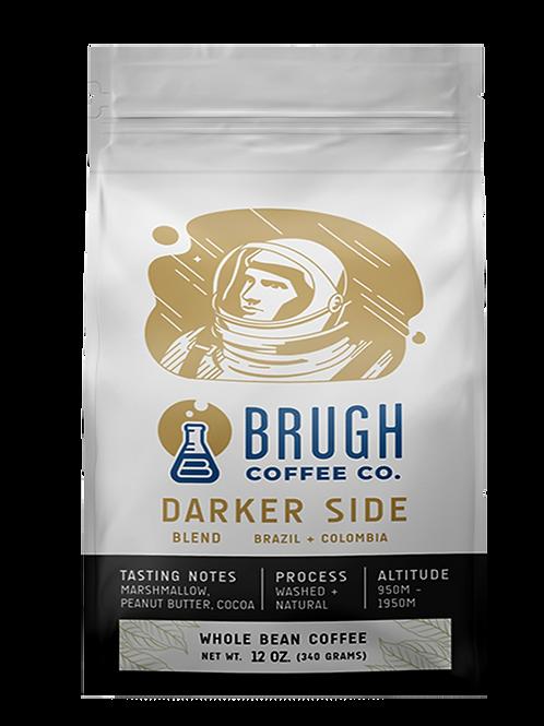 Brugh Darker Side Coffee, 12 oz.
