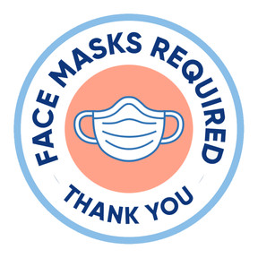 Mercer County Board of Health Recommends Mask Be Worn for 30 Days